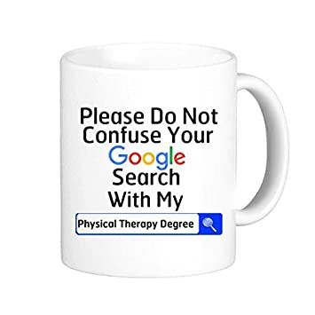 Yoshop Physical Therapy Gifts Funny Quotes Please Do Not Confuse
