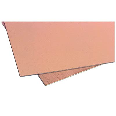 """Parts Express Copper PC Board 3"""" x 5"""" Single Sided: Toys & Games"""