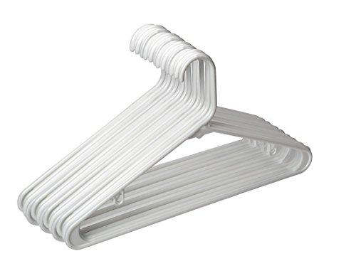1inthehome-standard-plastic-hangers-hanger-30-pack