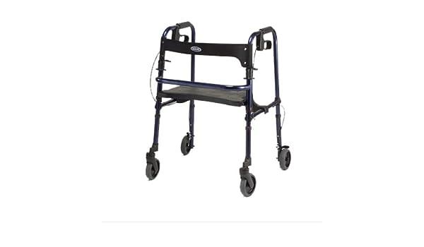 Invacare Rollite Andador Rollator Walker (Juniorblue65100-Jr ...