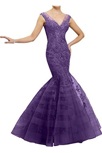 Ivydressing - Vestido - para mujer morado 52