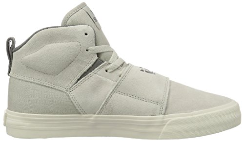 Supra Herren Rock Sneaker Grau (Lt Grey-Off White)