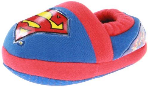 DC Comics Superman Shield Slipper (Toddler/Little Kid)