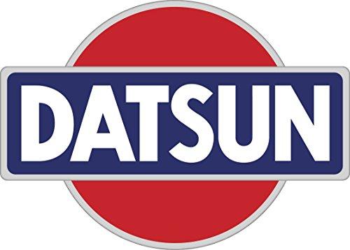 Datsun Racing Vintage Vinyl Sticker product image