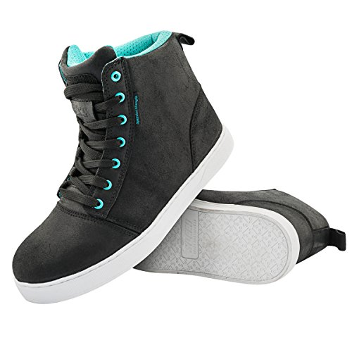 Womens Motorcycle Shoes - 5