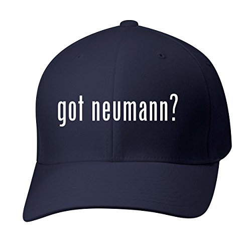 Price comparison product image BH Cool Designs got neumann - Baseball Hat Cap Adult,  Dark Navy,  Small / Medium