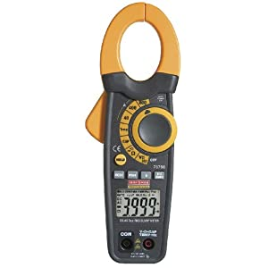 Craftsman 34-73756 Professional True Root Mean Square Alternating Current and Direct Current Clamp Ammeter