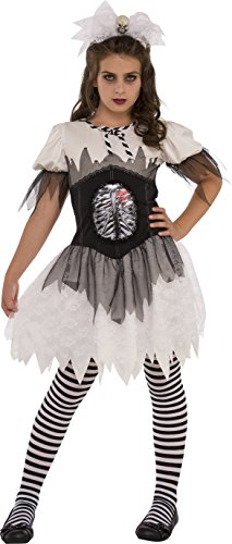 Rubie's Costume Open Ribs Teen Costume, Medium, Multicolor