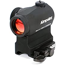 AIMPOINT MICRO H-1 (2 MOA) with Samson RAM Aimpoint Micro Base (perfect co-witness)