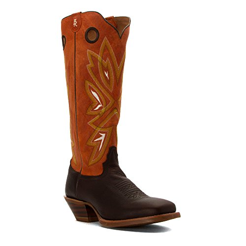 Tony Lama Women's Chocolate Frio 3R Buckaroo Cowgirl Boot...