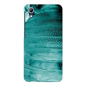 "Disagu Design Protective Case para HTC Desire 626G Dual Sim Funda Cover ""Blue Bottle"""