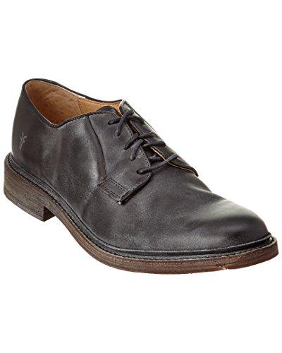 Zapatos de cuero James Oxford (Dark Brown - 84614) para hombre, 9.5 D (M) US