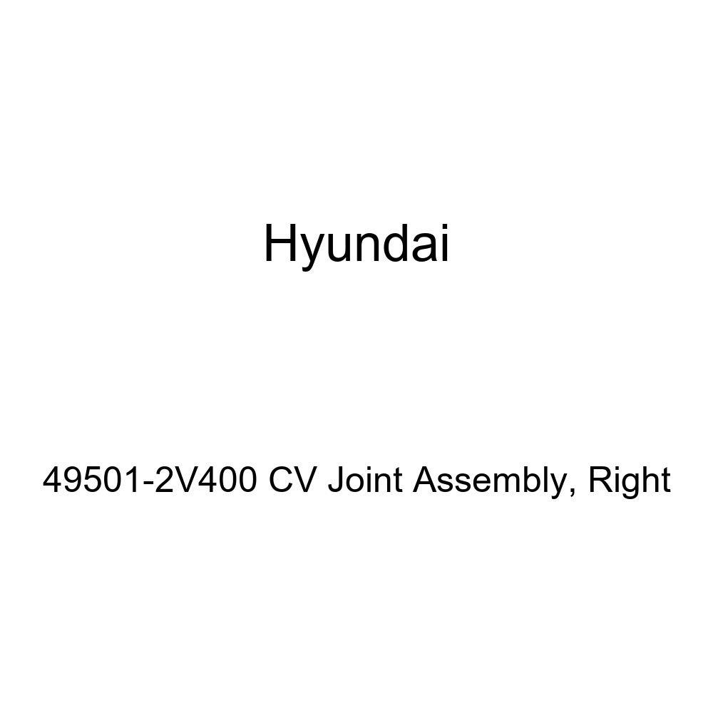 Right Genuine Hyundai 49501-2V400 CV Joint Assembly