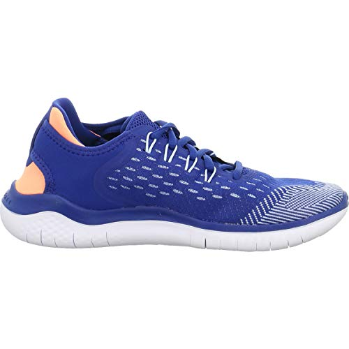 2018 cobalt metallic gs Blue Free Multicolore Running gym Silver Donna Scarpe 403 Tint Rn Nike vqE7w