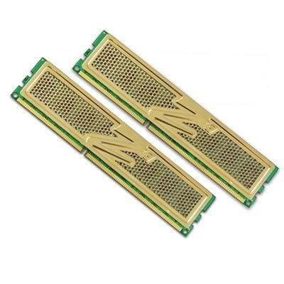 - OCZ OCZ3G10664GK PC3-8500 DDR3 1066MHz Gold Edition 4GB Dual Channel Kit