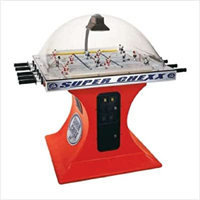 Super Chexx ICE Hockey Arcade Game Equipment
