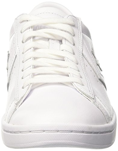 Womens LP Sneaker Converse Leather Pro white White qd1dfB