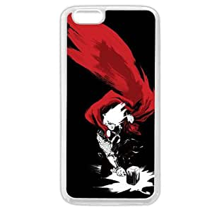 "meilinF000UniqueBox Customized Marvel Series Case for iPhone 6+ Plus 5.5"", Marvel Comic Hero Thor iPhone 6 Plus 5.5meilinF000"