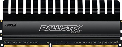 Ballistix Elite BLE8G3D21BCE1 8GB DDR3 2133 MT/s (PC3-17000) UDIMM w/XMP/TS 240-Pin