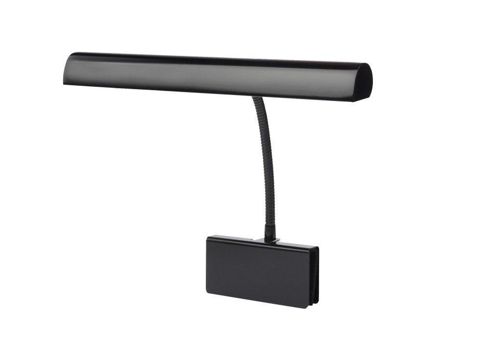 Cocoweb 14-inch Black LED Grand Piano Clamp-On Gooseneck Piano Light - GPLED14-7 by Cocoweb