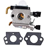 Cozy Carburetor for STIHL FS38 FS45 FS45C FS45L FS46 FS46C FS55 FS55C FS55R FS55RC KM55 HL45 Replace Zama