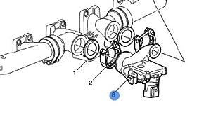 volvo d12 engine diagram air valves amazon.com: volvo truck egr valve d12 reman 85000908: automotive 1997 volvo s90 engine diagram #5