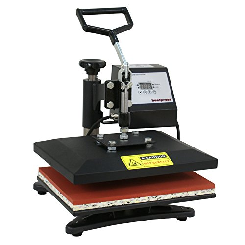 "Super Deal PRO 12"" X 10"" Digital Swing Away Heat Press Heat Transfer Sublimation Machine"