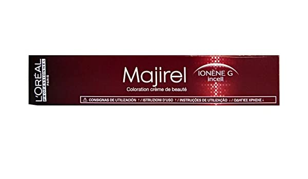 Amazon.com : Loreal Majirel Hair Color 50ml/1.7oz (6, 46 ...