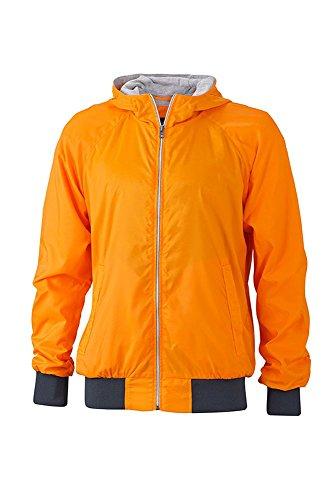 Men's Giacca Tempo E Il Per Orange Sportiva Libero Jacket Promozione Sports navy x0wq0fOrXE