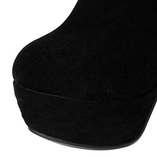 Naisten Naisten Aiyoumei Musta Aiyoumei Musta Boot Naisten Boot Musta Boot Aiyoumei Boot Naisten Aiyoumei Musta 4xqYnWAd