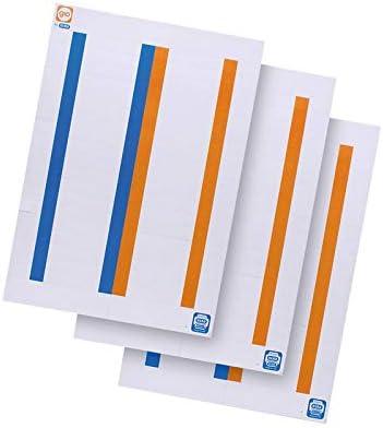 Elba 400022782 - Pack de 10 hojas de 38 etiquetas para carpetas ...