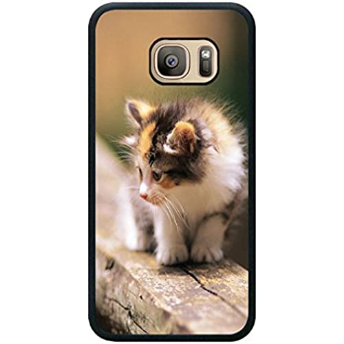 Minffc Unique With Animal Damnshitcat Protective Case Cover For Samsung Galaxy S7 Sales
