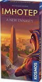 Thames & Kosmos 694067 Imhotep: A New Dynasty (Expansion Pack), Multi