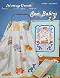 img - for Sea Babies (Book 431) Cross Stitch Chart book / textbook / text book