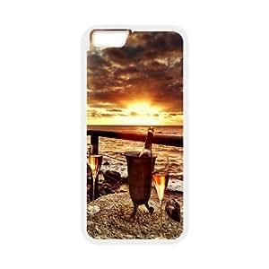 "diy Custom Case Cover for iPhone6 plus 5.5"" - Romance Town case 7"