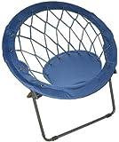 ZENITHEN LIMITED Zenithen IC504S-BUN3-TV1 Bungee Chair, Blue