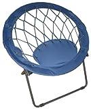 ZENITHEN LIMITED Zenithen IC504S-BUN3-TV1 Bungee Chair, Blue For Sale