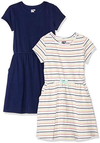 Spotted Zebra 2 Pack Short Sleeve Dresses product image