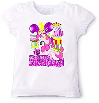 My Little Pony With My Little Birthday T-Shirt, 8 To 9 Years