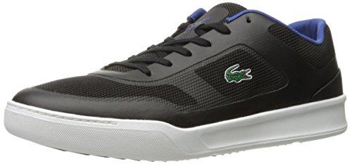 Lacoste Men's Explorateur Sport 117 1 Casual Shoe Fashion Sneaker, Black, 8 M US 7-33CAM1084