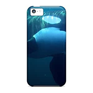 Oilpaintingcase88 Cases Covers Protector Specially Made For Iphone 5c Killer Whale