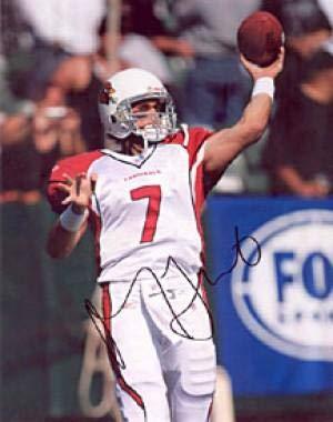 (Autographed Matt Leinart Photograph - 8x10 - Autographed NFL)