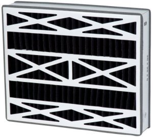Trion DPFR20X25X5OB Air Bear Carbon Odor Filter, Pack Of 2