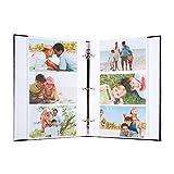 DesignOvation Traditional Photo Album Set of
