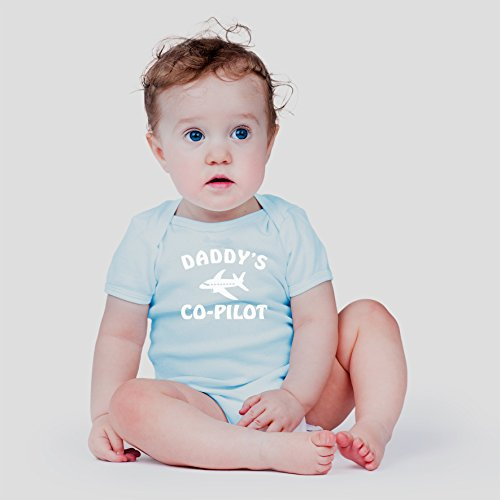 Amazon.com: AW Fashions Daddy s co-pilot lindo novedad ...