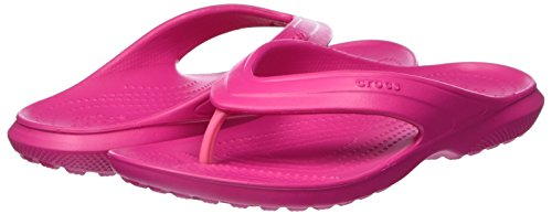 Pink Rosa Flip Classic – Crocs Adulto candy Ciabatte Unisex RUqxwvP