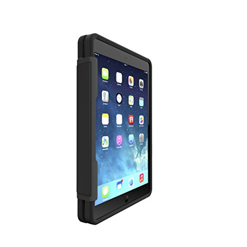 ZAGG Rugged Book Durable Case, Hinged with Detachable Backlit Keyboard for iPad Air - Black by ZAGG (Image #10)