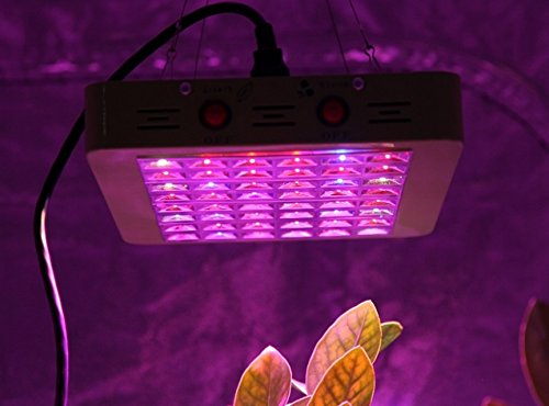Reflector lampada coltivazione indoor grow led 150w medical plants