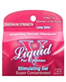 Body Action Liquid V For Women Stimulating Product, 3 pack, 3.3 mL each,Tubes by Body Action