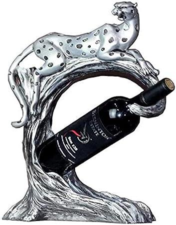 Luckyw Apertura del hogar del Porche de la Sala de Estar Regalos creativos, Botellas de Arte, botellero